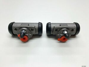 "2 x Rear Brake Wheel Cylinder for Jeep Wrangler YJ & TJ 1990-2001 9"" PBS/TJ/003A"