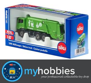 Siku - Scania Refuse Lorry - 1:87 Scale