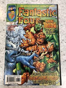 Fantastic Four #6 June 1998 Marvel Comic