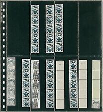 Lindner lucidez fundas de vidrio claro, con negro entre hoja en el 10er Pack 738