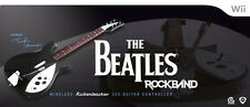 BRAND NEW Nintendo Wii Beatles Rock Band Rickenbacker 325 Guitar RARE RockBand