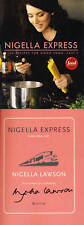 Nigella Lawson SIGNED AUTOGRAPHED Nigella Express HC 1st Ed 1st FOOD NETWORK NEW