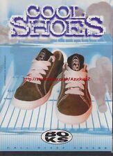 BOKS Cool Shoes 1996 Magazine Advert #679