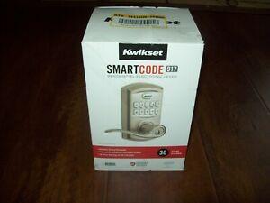 Kwikset Smartcode 917 Satin Nickel 99170-001