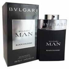 BVLGARI MAN BLACK COLOGNE for men 3.3 / 3.4 oz 100 ml edt NEW IN BOX