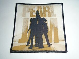 PEARL JAM WOVEN PATCH