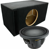 "ALPINE TYPE R-SERIES BASS PACKAGE | R-W12D4 12"" SUBWOOFER + 2.25 ft³ PORTED BOX"