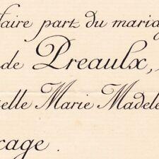 Gilbert Marie De Préaulx Paris 1885 Barbie Du Bocage