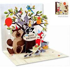 Up With Paper - WOODLAND TREE - Birthday - #UP-WP-1106