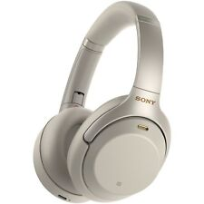 Sony WH-1000XM3 Wireless Noise-Cancelling Headphones - Silver