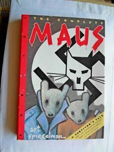 COMPLETE MAUS A SURVIOR'S TALE (Mac CD-ROM) Art Spiegelman Voyager Publishers