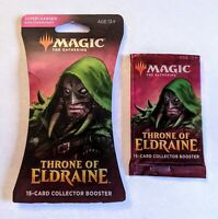 NM Throne of Eldraine Collector Booster REPACK MTG ELD FREE SHIPPING
