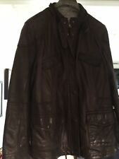 Eddie Bauer Leather Jacket
