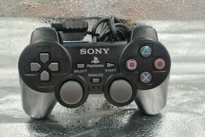 CONTROLLER PAD PLAYSTATION 2 ORIGINALE SONY PS2 COLORE NERO-