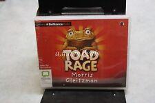 Toad Rage Morris Gleitzman