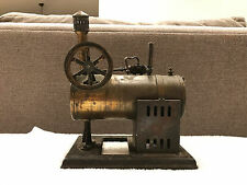 @Antique Shoenner 141F Toy Steam Engine Rare Only One On Ebay@
