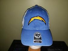 Los Angeles Chargers Blue 47 NFL Fitted L/XL Hat New