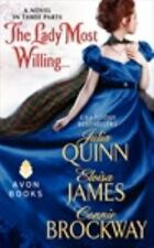 THE LADY MOST WILLING ~ J.QUINN, E. JAMES & C. BROCKWAY ~ PBK  AWAY till12/29