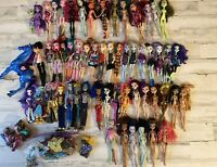 Massive Monster High Doll Lot 56 Dolls!! Plus Accessories