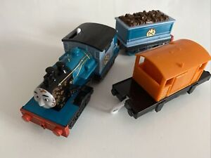 Tomy Trackmaster Thomas The Tank Engine Battery Train Ferdinand and Brakevan