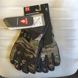 Under Armour UA Men's Mid Season Windproof Hunting Gloves MSRP $70 NEW
