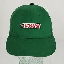 Castrol Hat Green By HELM Adjustable
