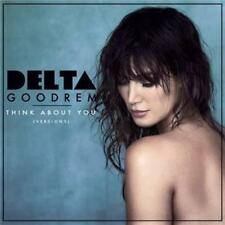DELTA GOODREM Think About You (Versions) (CD Single) NEW