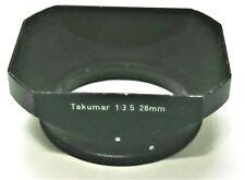 Pentax Metal Lens Hood for Takumar 28mm f/3.5