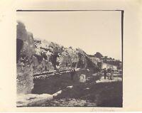 Syracuse Sicilia Italia Fotografia n8 Vintage Analogica c1910
