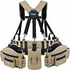 Best Tool Belts - Jackson Palmer Professional Comfort-Rig Tool Belt With Suspenders Review