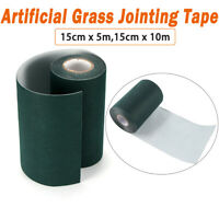 10M 5M Adhesive Artificial Grass Tape Joining Jointing Fixing Carpet Turf Tapes