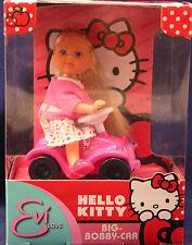 """Hello Kitty ** Eve Love ** Big bobby-car ** Simba-Toys ** nuevo y sin usar"