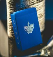 Bicycle Ellusionist Blue Knights Deck US Playing Cards Poker Magic New