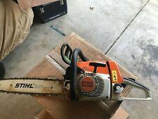 Stihl Ms260 Pro Chainsaw Runs Great!