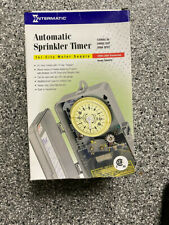 Intermec T8845PV Automatic Sprinker Timer  for City Water Supply
