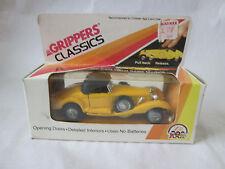 1981 Zee Toys Grippers Classics 1936 Mercedes 540K Motorized Car #29568 NIB