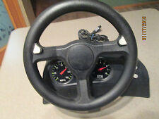 Per4mer Turbo Wheel A Product of Home Arcade IBM - PC Steering Wheel Controller