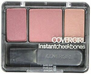 CoverGirl Instant Cheekbones Contouring Blush Purely Plum #220