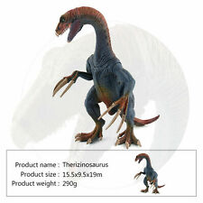 Large Therizinosaurus Toy Jurassic Realistic Figure Dinosaur Model Gifts