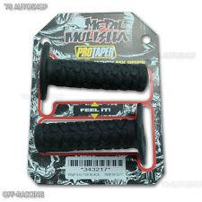 "Metal Mulisha Motorcycle Grips 7/8"" 22mm Handle Bar ProTaper Pit Dirt Bike Hand"