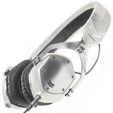 Écouteurs fermés argent