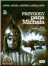 Przygody pana Michala - 3 DVD BOX - Polen,Polnisch,Polska,Poland,Polonia,Polski