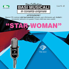 "BASI MUSICALI ""STAR WOMAN"" VOL.43"