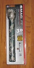 MAGLITE 3-D LED DIGITAL CAMO Maglight 168 LUMENS ST3DMR6 LED Camouflage