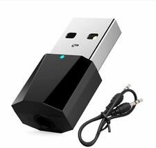 Fanlemi Wireless Home Stereo Audio Transmitter Portable USB Bluetooth 4.2 Audio