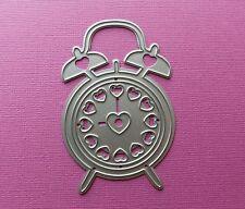 Die cutting - matrice de coupe - reveil horloge - alarm clock