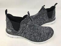NEW! Skechers Women's FLEX APPEAL 2.0 HIGH CARD Walking Shoes Blk #12774 4R2 tz