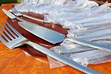 Christofle Concorde Stainless Steel Acier Fish Forks and Knives 26 Pcs Set
