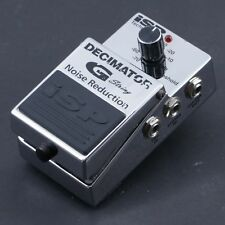 ISP Decimator G String Noise Gate Guitar Effects Pedal P-07187