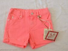 BNWT 100% Auth By Replay, Baby Girl Lovely Summer / Holiday Shorts. 18 Months